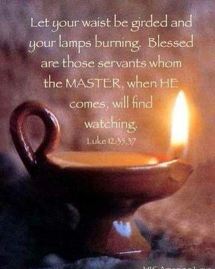 Be watchful..,,