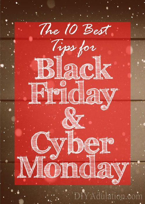 These tips will help you save on Black Friday and Cyber Monday even if you're completely new to shopping on these days.