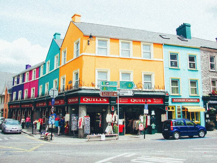 5 Towns & Villages You Have To Visit In Ireland! (2)