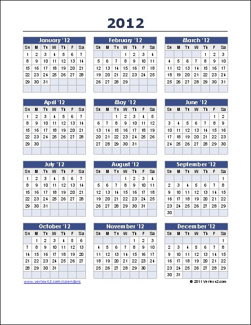 Best  Yearly Calendar Template Ideas On   Free