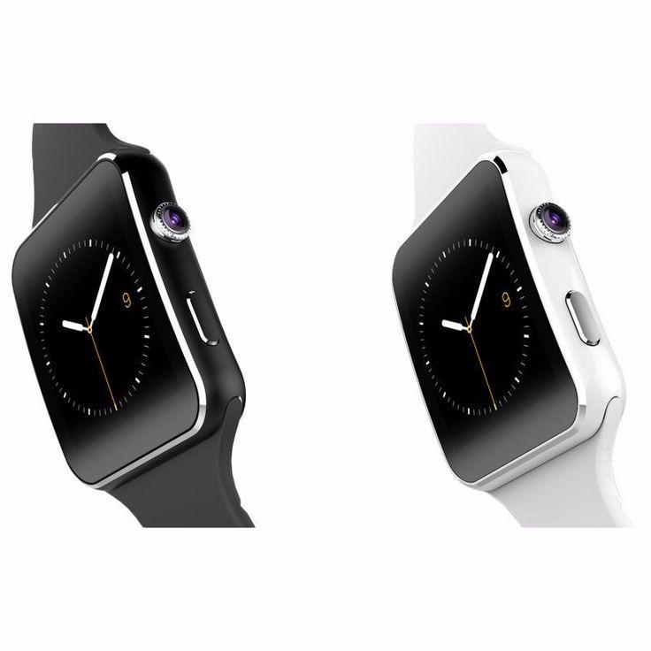 2016 neue bluetooth smart watch x6 smartwatch sport uhr für apple iphone android-handy mit kamera fm unterstützung sim free lieferung //Price: $US $38.98 & FREE Shipping //     #smartuhren