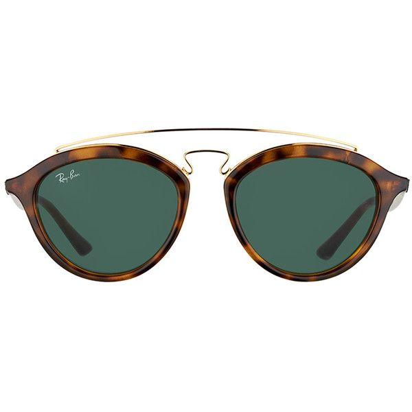 dc6cb23370 Ray-Ban Gatsby II RB 4257 710 71 Havana Fashion Plastic Sunglasses -.