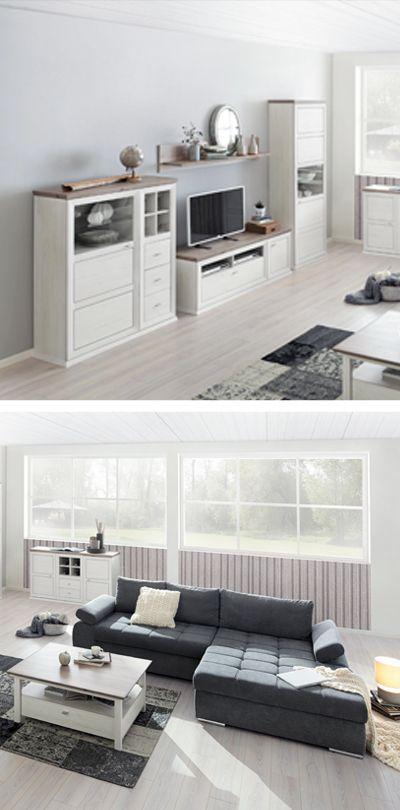 95 besten Extraordinary Style Bilder auf Pinterest Grau - landhaus wohnzimmer