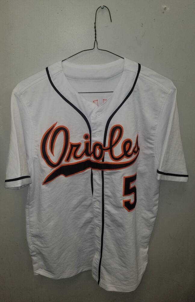 d047d8056 eBay  Sponsored Brooks Robinson Signed Auto Baltimore Orioles White Jersey  HOF 83 JSA Autograph