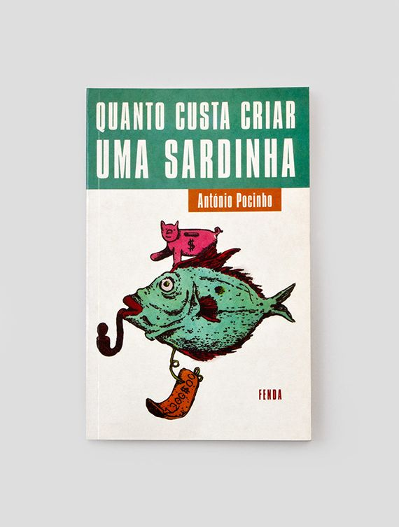 "The pocketbook series ""Fenda das Raparigas"" is the result of FBA's collaboration with Pedro Proença, creator of the illustrations used on the cover designs but also author of some of the titles in the series."