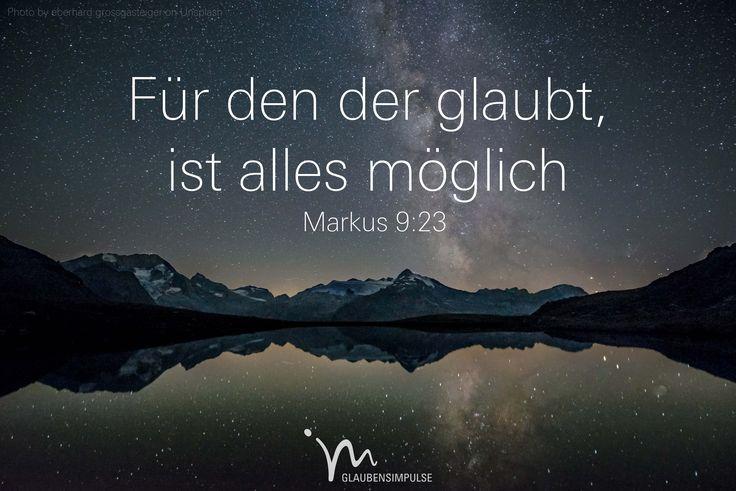 wenn es dir möglich ist, sagst du?«, entgegnete jesus