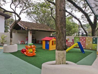 Escola de Educação Infantil Gramado - Imagem de uma sala de aula
