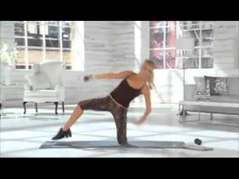 ▶ Tracy Anderson: Metamorphosis (Glutecentric) - Day 81-90 - YouTube