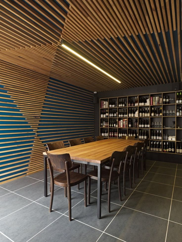 SMLWRLD architects have designed Hell of the North, a restaurant/bar in Melbourne, Australia