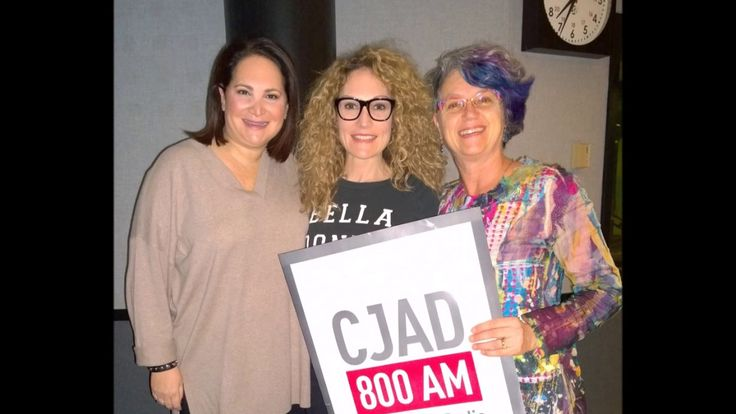 PART I, CJAD 800 Montreal Wise Women Canada interview with Artist KIM Ve...