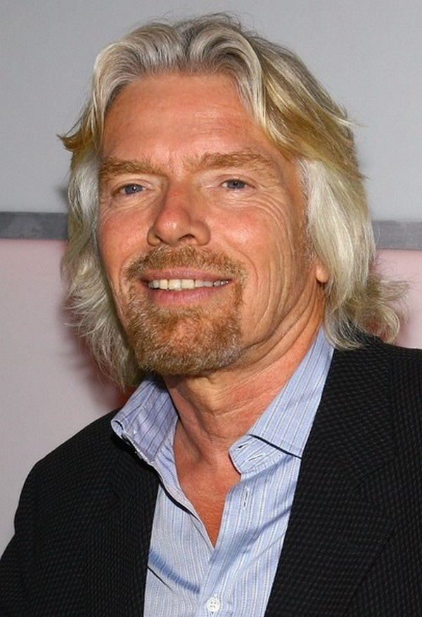 Richard Branson - A long term business hero of mine. The one opportunity I had to meet and work in close proximity to him was unfortunately not to be one of his finest hours, the launch of 'Virgin Clothing' in 1997.