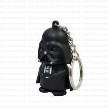 Nouvelle arrivée LED Star War Lightsaber Grandmaster Darth Vader Action Figure jouets avec son trousseau gros(China (Mainland))
