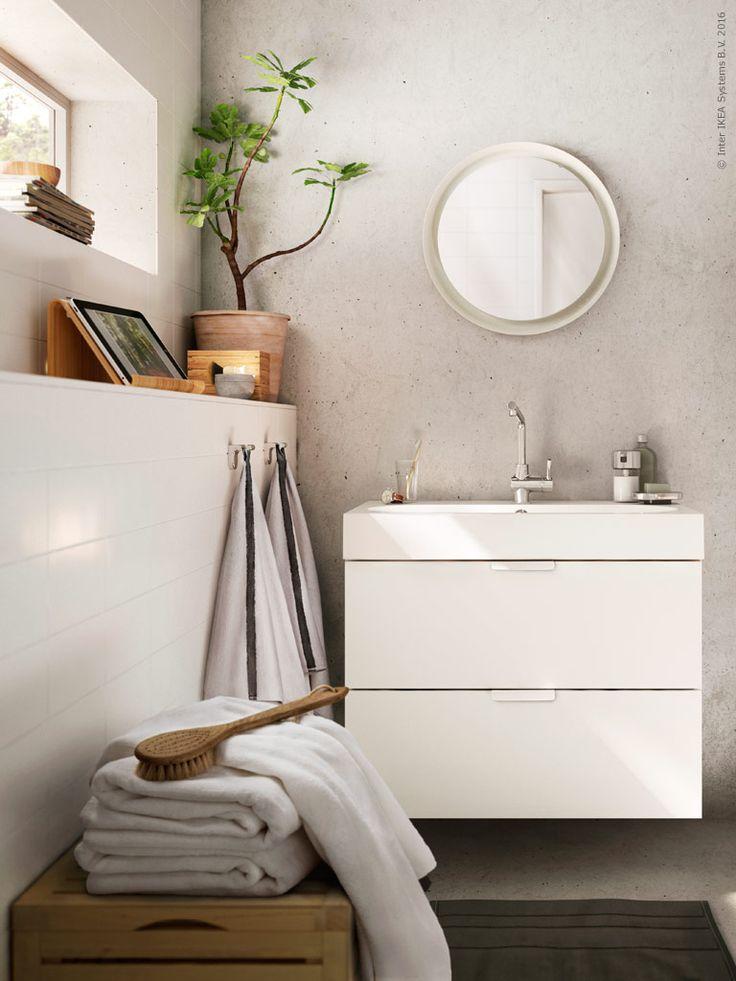 1000+ ideas about Ikea Bathroom Sinks on Pinterest Small bathroom sinks, Tiny bathrooms and