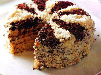 Рецепты тортов с картинками для начинающих