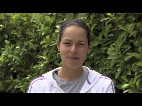 Ana Ivanovic answers your Twitter questions - YouTube
