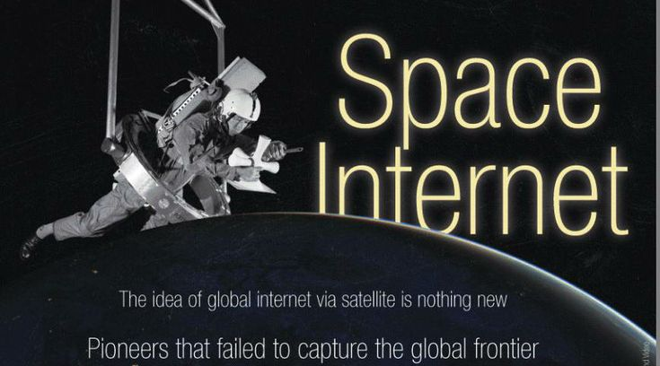 Will Space Internet Change the World? In case you haven't heard, there are some big hitters in the tech...