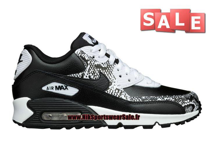 Nike Air Max 90 Premium - Chaussures Nike Sportswear Sale Pour Homme…
