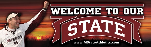 I love Mississippi State. I have been a fan since 1997 and have faithfully followed them since.