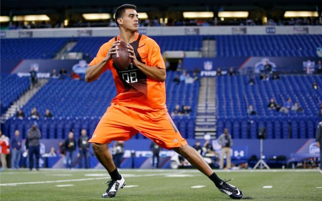 Report: Bears interested in Marcus Mariota, could trade Jay Cutler