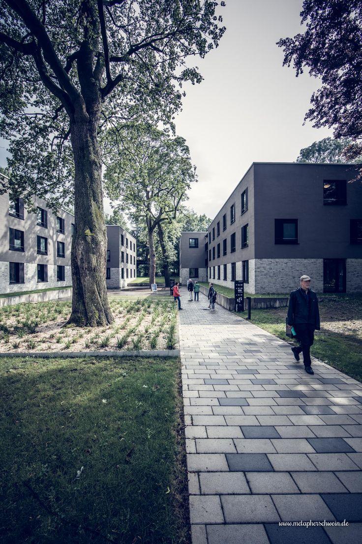Studentisches Wohnen (1) | Architektur-Contor Müller Schlüter, ACMS Architekten GmbH | © Michael Eichhorn  Tag der #Architektur in #Hannover 2017