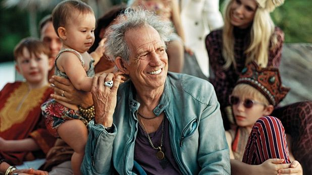 1000+ images about Stones on Pinterest   Bill wyman, Terry ... Keith Richards Family