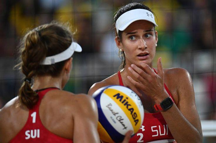 Larissa e Talita avançam para a semifinal do vôlei de praia | VEJA.com