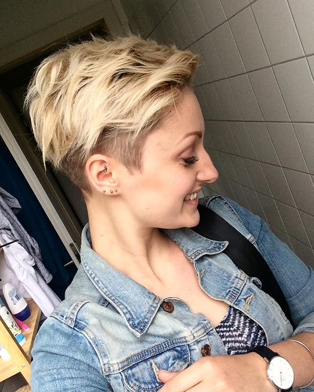 ... !! on Pinterest | Short pixie, Pixie hairstyles and Short pixie cuts