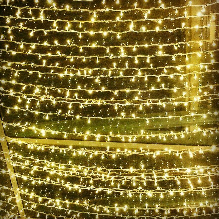 #Christmas lights at #Ringstraße in front of #Palais #Hansen #Kempinski in #Vienna