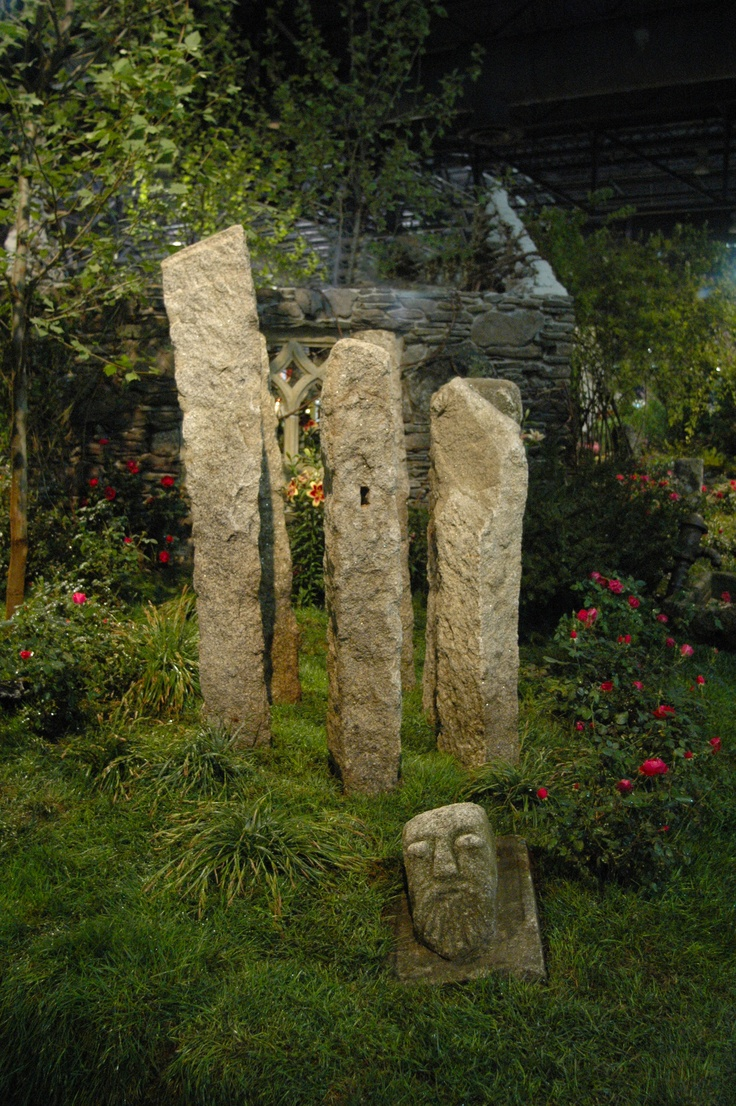 17 best images about celtic garden design on pinterest for Irish garden designs