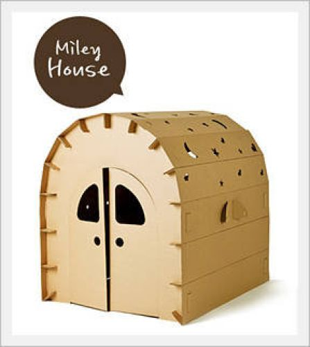 Paper Furniture for Kinds -mileyhouse- from GREEN GAIA Co., Ltd., South Korea Manufacturer