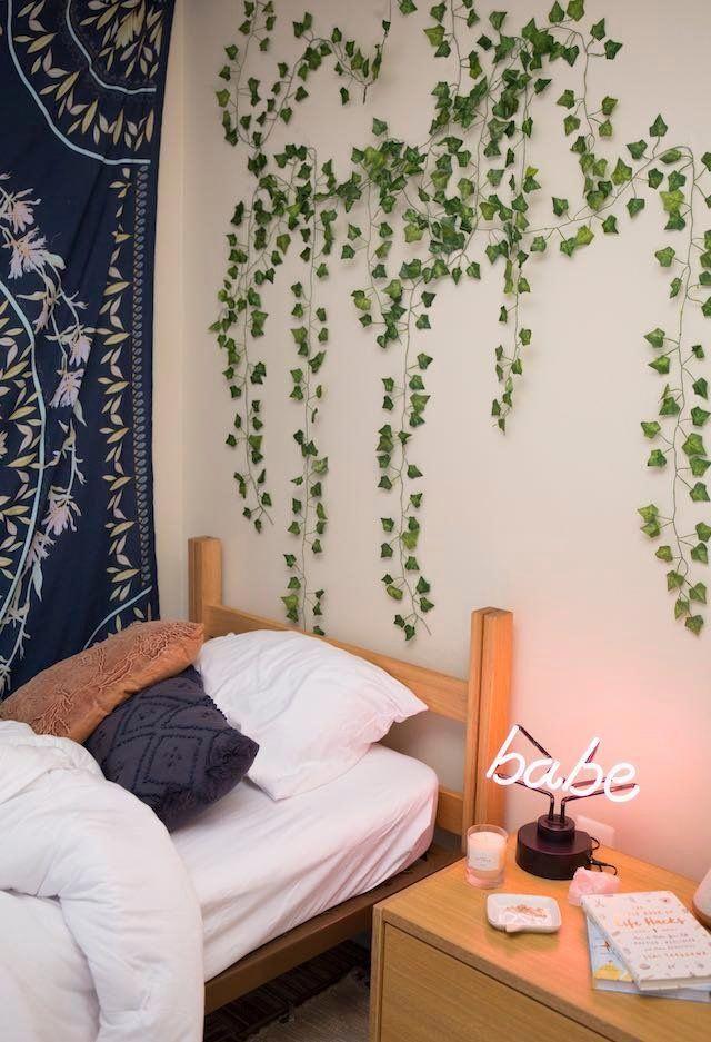 Decorative Vines Set Home Decor Bedroom Home Decor Diy Bedroom
