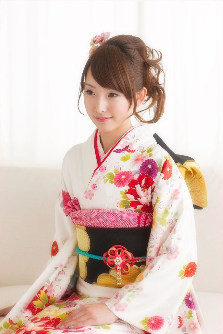Karin and I will rent kimono for a day :)