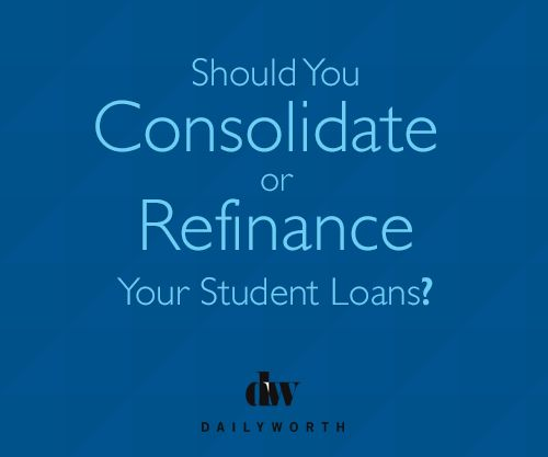 Image result for Should You Refinance Your Federal Student Loans?