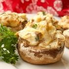 Stuffed mushrooms!!