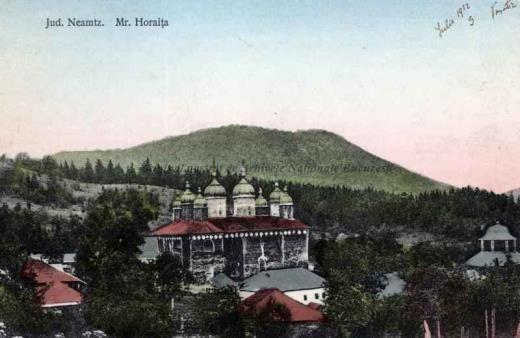 BU-F-01073-5-00353 Mănăstirea Horaiţa din judeţul Neamţ, -1912 (niv.Document)
