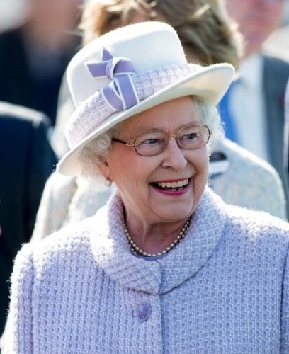 Queen Elizabeth, April 20, 2013