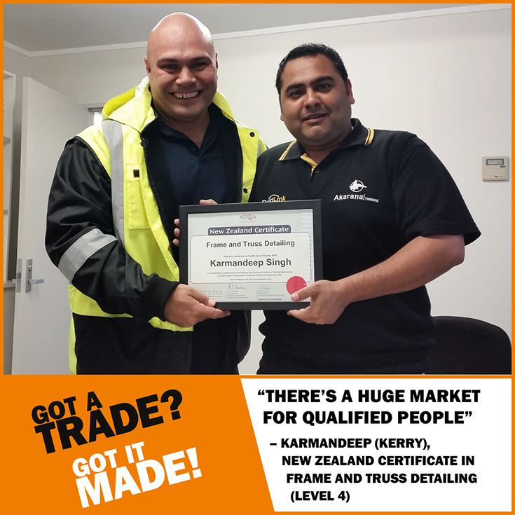 New Zealand has a SHORTAGE of #SKILLED #TRADESPEOPLE. Find out more at www.gotatrade.co.nz. #GotATrade #GotItMade