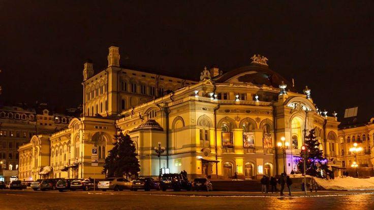 Національна Опера - Україна, Київ