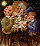 Otto Dix : Les joueurs de Skat, 1920. Fiches pédagogiques.