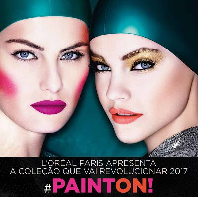 Amostras e Passatempos: Infalible Lip Paint by L'Oréal