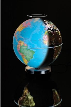 425 best desktop globes globes education geography teaching toy earth by day and city lights night globe gumiabroncs Gallery