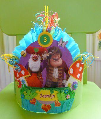 Syl's Verjaardagsmutsen - Syl's Birthday Hats: maart 2009