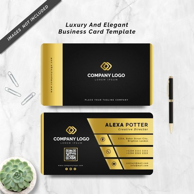 Luxury And Elegant Business Card Template Elegant Business Cards Elegant Business Cards Design Business Cards Elegant
