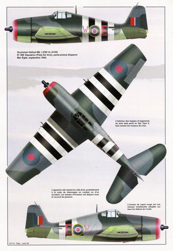 British Grumman Hellcat - BFD