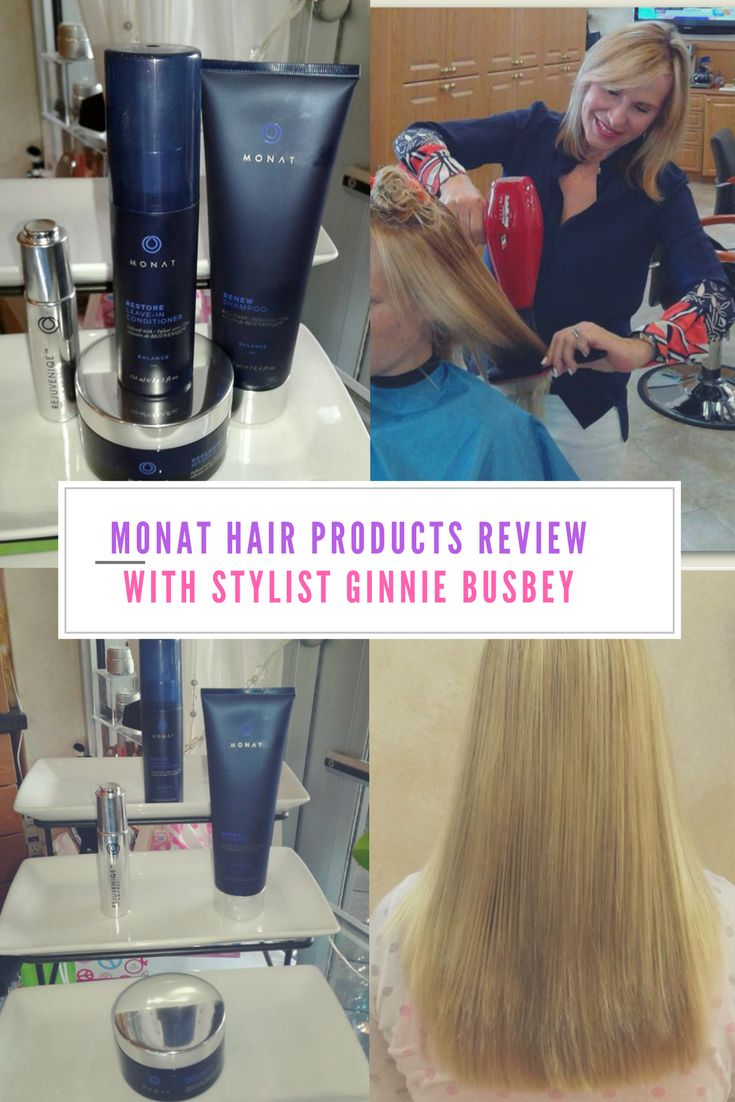 Monat Hair Care Products Review