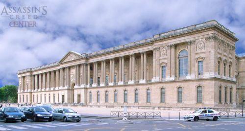 Claude Perrault y otros.Columnata del Louvre, fachada oriental, 1667.París