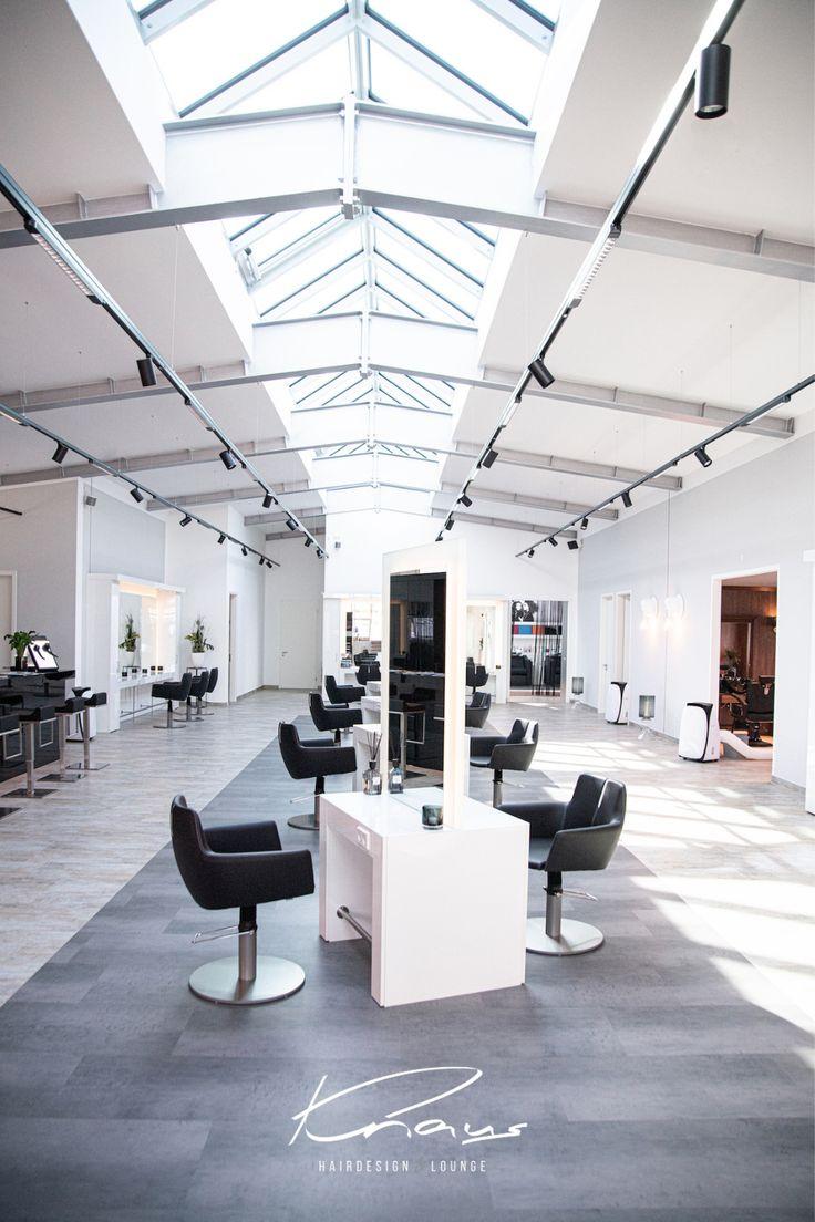 Knaus Hairdesign Friseur Salon in 18   Salon, Friseursalon ...
