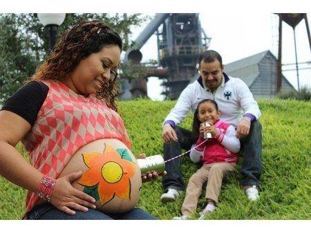 Sesión de fotos en pareja: Embarazo 26 semanas | Blog de BabyCenter