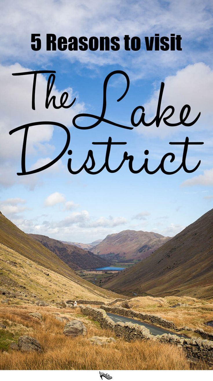 5 Ways the Lake District took me by Surprise | Travelettes