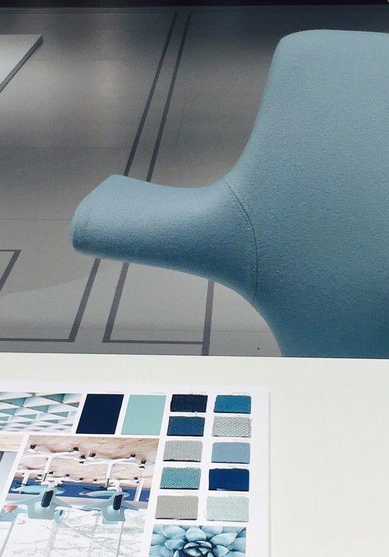 Design Icon HÅG Capisco at Orgatec 2016 #furniture #event #InspireGreatWork #design #Scandinavian